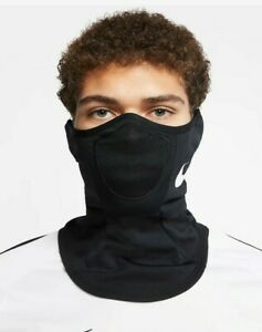 NEW Nike Strike Snood Winter Warrior Neck Warmer Running Soccer Size L/XL Black