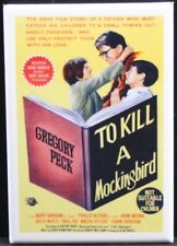 "To Kill A Mockingbird Movie Poster 2"" X 3"" Fridge / Locker Magnet."