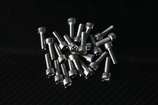 Ford Pinto OHC Alloy Sump Bolt Set Escort MK1 MK2 RS 2000 Mexico Stainless Steel