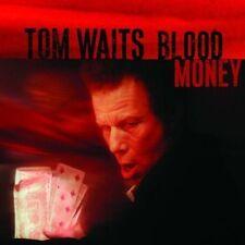 Tom Waits Blood Money LP Vinyl 33rpm