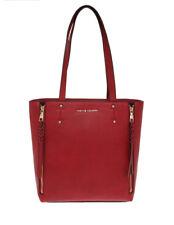 Wayne Cooper WH-2456 Blair Zip Tote Bag - Red