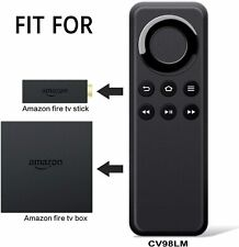 New Replace Remote Cv98Lm for Amazon Fire Tv Stick Bluetooth Remote with Stb