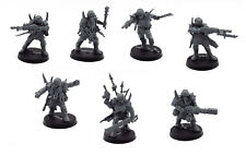 7x Traitor Guardsmen Blackstone Fortress Warhammer 40k