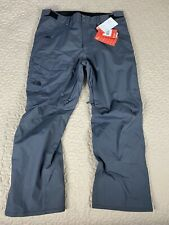 The North Face All Mountain BNWT Snowboard Pants Mens Sz XL Charcoal Gray