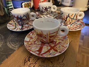 illy espresso cups - Vintage 1996