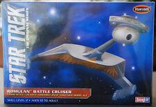 Star Trek Romulan Battle Cruiser Warbird 1:1000  Polar Lights 897