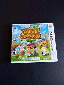 Animal Crossing: New Leaf-(Nintendo 3DS)