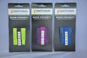 Nathan Shoe Pocket Plus + Running Key Pocket London Marathon Pouch