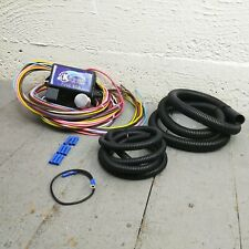 Wire Harness Fuse Block Upgrade Kit for 1966 - 1973 Jeepster rat rod street rod