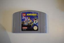 lego légo racers nintendo 64 n 64 n64