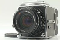 【TOP MINT】 Hasselblad 500C + Planar 80mm F2.8 T* Lens A12 II From Japan #567