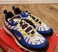Nike Air Max 98 Entourage Racer Blue Shoes sz 8.5 Mens 640744-400 97 New