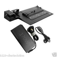 Lenovo Thinkpad Dockingstation Series 3 Tipo 4338 W520 W530 USB 3.0 2xDVI