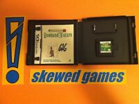Professor Layton and the Unwound Future - Nintendo DS COMPLETE