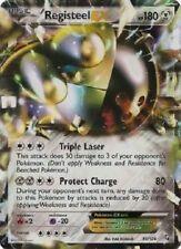 Carte Pokemon Registeel EX 81/124 Ultra Rare Black & White 6 Dragons Exalte
