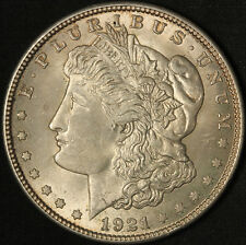 1921 Morgan Silver Dollar - Free Shipping in the USA