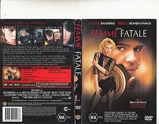 Femme Fatale-2002-Antonio Banderas-Movie-DVD