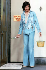 Chico And The Man Freddie Prinze Full Length Denim Painting Door 11x17 Poster