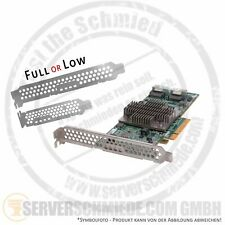 HP Smart Array H240 8 Port 12G PCIe x8 SAS HBA Controller for HDD SSD IT-mode