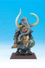 Rare OOP Confrontation Rackham Cadwallon Mercenary Ogre /  Ogro Mercenario