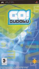 GO! SUDOKU (EU Sony PlayStation Portable Game) (PSP)
