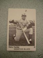 1975 INTERNATIONAL LEAGUE ALL STAR SET GARY CARTER