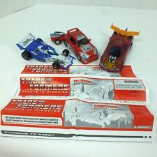 Transformers Hasbro Robots in Disguise Autobot Lot - Mirage Cliffjumper Rodimus
