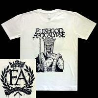 Fleshgod Apocalypse Dead King White Shirt XXL T-Shirt Officl Death Metal Tshirt