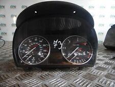 BMW 3 SERIES 320d E90 SPEEDOMETER INSTRUMENT CLUSTER CLOCK - 1025380-84 (73)