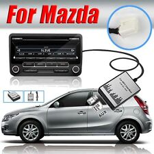 New 1set USB SD AUX Car MP3 Adapter Audio Interface CD Changer for Mazda