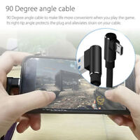 Data Sync Fast Charging Charger Cable Micro USB Cord for Android Smartphone
