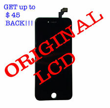 Black White Genuine OEM New iPhone 5C 6 6S 6 Plus LCD Touch Screen Replacement