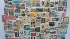 500 Different Nepal Stamp Collection