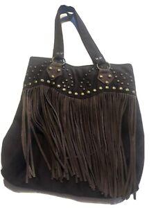 Women Fringe Handbag