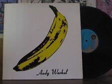 VELVET UNDERGROUND & NICO - LP WARHOL VERVE DELUXE 2490