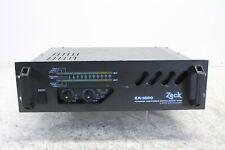 Zeck Audio CA1600 power amp