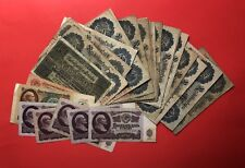 World (Germany Russia ) -33 Vintage Circulated Various Notes .