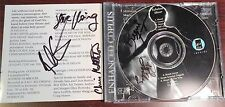 Echelon - Shiver (Enhanced CD Audio+Bonus Multimedia) AUTOGRAPHED - AUTO