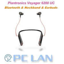 Plantronics Voyager 6200 UC Bluetooth ANC Neckband Headset W/ Earbuds - Black 20