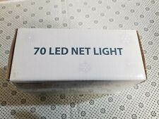 Net light LED 70 Clear 4-6 Ft Multicolor Indoor/outdoor