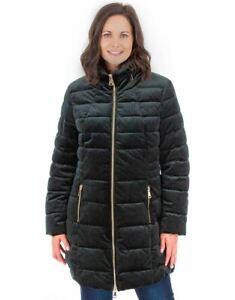 Zip Puffa Coat - Ladies Womens - Klass Collection