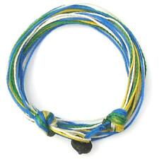 Thread Friendship Bracelet Wrap Strap Brazilian Flag World Cup Coloured
