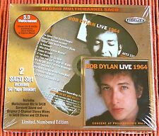 BOB DYLAN - LIVE 1964 CONCERT AT PHILHARMONIC HALL   Audio Fidelity  2SACD  5.0