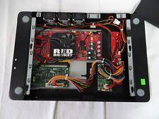 RED ROCKET MOBILE ROCKET MAXX DIGITAL RED DIGITAL CINEMA ENCLOSURE & CARD
