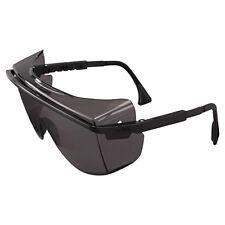 Uvex Astro S2504 OTG 3001 Safety Glasses Black Frame/Grey Lens UD HardCoat