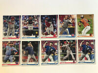2019 Topps Series 2 150 Years Gold Stamp Lot (10) Baseball Cards Lot Rookies