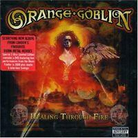 Orange Goblin Healing Through Fire new sealed CD/DVD 2007 Mayan rock metal doom