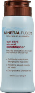 Curl Care Conditioner by Mineral Fusion, 8.5 oz