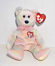 "Ty Beanie Babies ""Celebrate"" 15th Anniversary Bear Mwmt Smoke-Free"