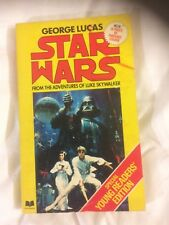 Star Wars - Paperback - Young Reader's Edition - George Lucas (Scholastic, 1978)